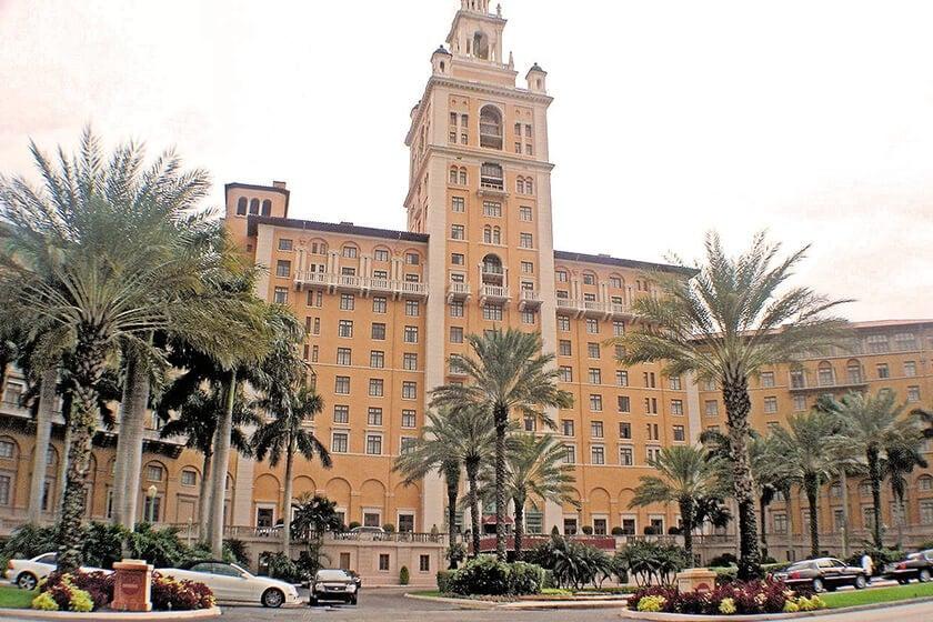 Hotel Near Biltmore Hotel Miami