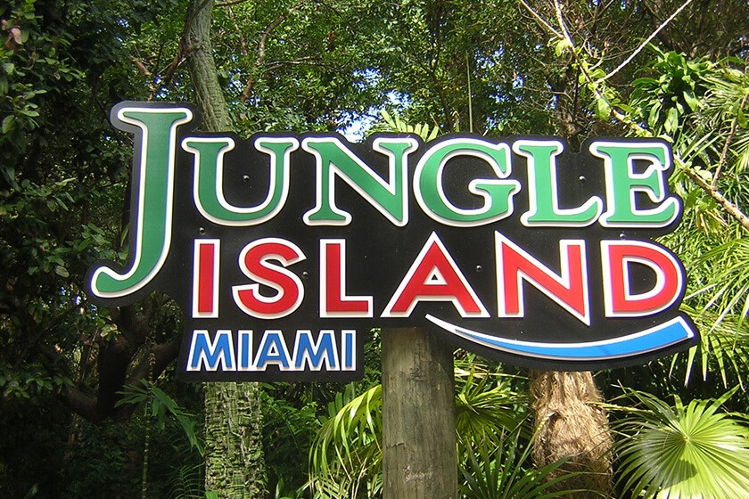 Image of Jungle Island