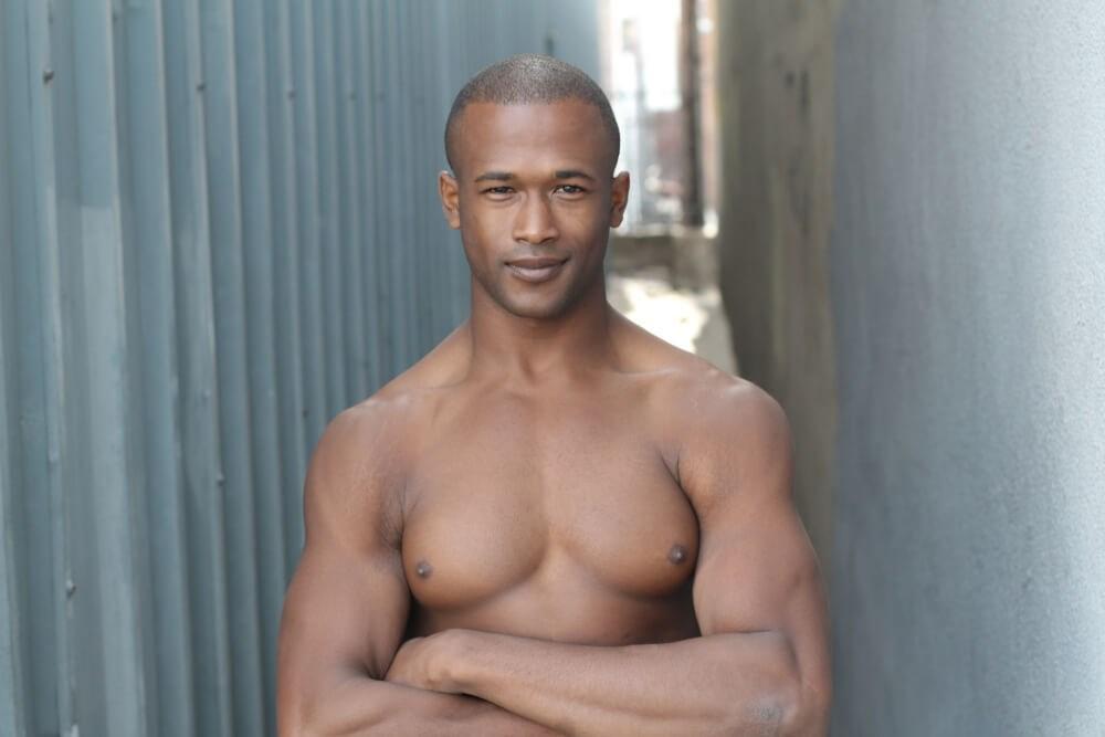 Shirtless Male Photo